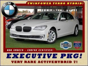 2014 BMW ActiveHybrid 7 Li