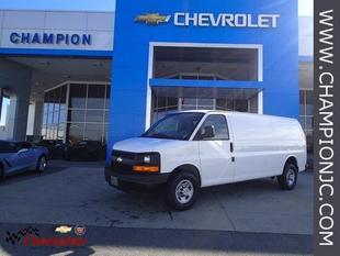 "2017 Chevrolet Express 2500 RWD 2500 155"""
