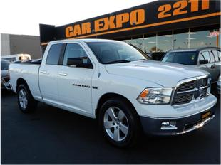 2011 Dodge Ram 1500 BIG HORN EDITION AUXILIARY AUDIO!