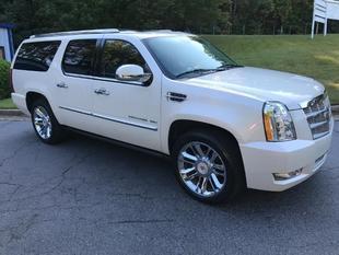 2014 Cadillac Escalade ESV Platinum Edition