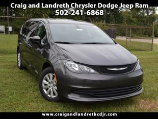 2018 Chrysler Pacifica L