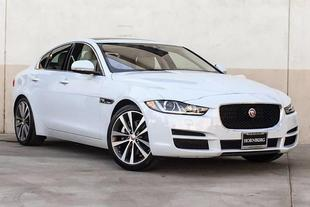 2017 Jaguar XE 25t Prestige