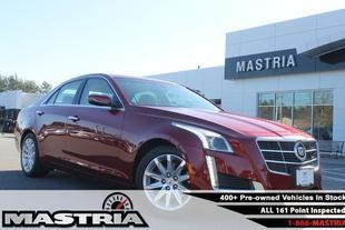 2014 Cadillac CTS 2.0L Turbo Luxury