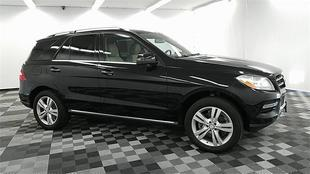 2015 Mercedes-Benz ML 350 4MATIC