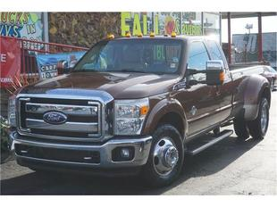 2011 Ford F-350 Lariate