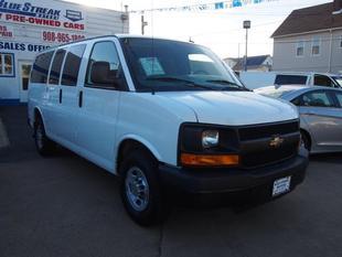 2012 Chevrolet Express 2500 LS
