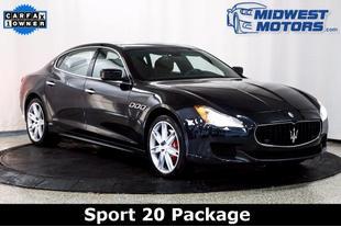 2014 Maserati Quattroporte S Q4