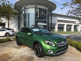 2018 Mercedes-Benz GLA 250 Base