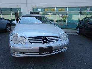 2003 Mercedes-Benz CLK320