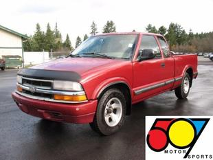 1998 Chevrolet S-10 LS Extended Cab