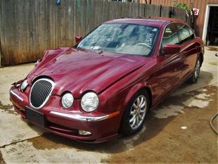2002 Jaguar S-Type 4.0