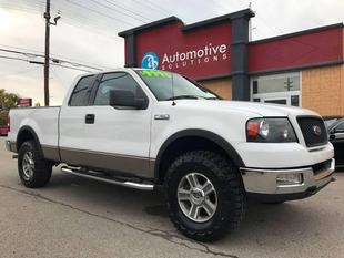2004 Ford F-150 FX4 SuperCab