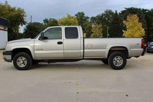 2005 Chevrolet Silverado 2500 LS H/D Extended Cab