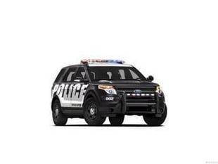 2013 Ford Utility Police Interceptor Base