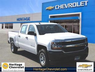 2018 Chevrolet Silverado 1500 Work Truck