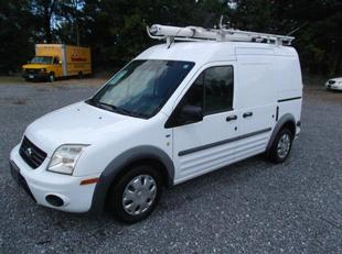 2012 Ford Transit Connect XLT with Rear Door Glass 4-Speed Automatic