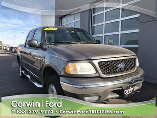2003 Ford F-150 Lariat SuperCrew