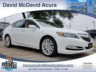 2015 Acura RLX Advance Pkg