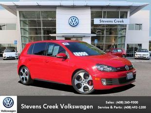 2013 Volkswagen GTI 4dr HB DSG *Ltd Avail*