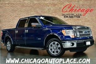 2011 Ford F-150 LARIAT-1 OWNER ECOBOOST BACKUP HEATED SEATS SUNROO