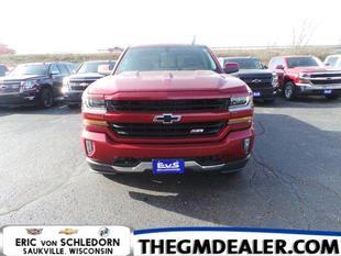2018 Chevrolet Silverado 1500 2LT