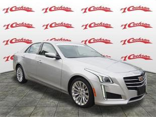 2016 Cadillac CTS 3.6L Luxury