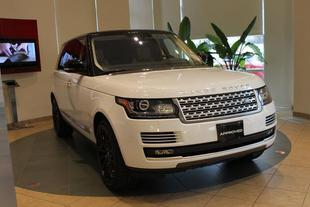 2015 Land Rover Range Rover 5.0L Supercharged Autobiography