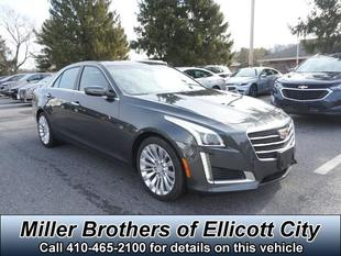 2016 Cadillac CTS 3.6L Performance