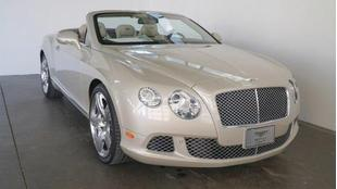 2013 Bentley Continental GTC Base