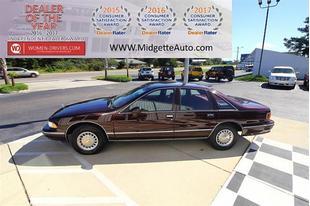 1993 Chevrolet Caprice Classic Classic
