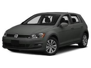 2017 Volkswagen Golf TSI SEL 4-Door