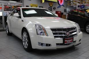 2009 Cadillac CTS Base