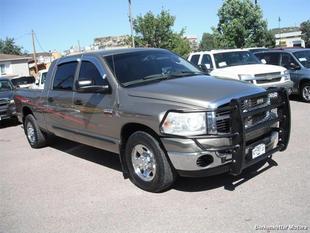 2007 Dodge Ram 2500 SLT Mega Cab