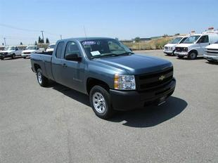 2010 Chevrolet Silverado 1500 Work Truck 4x2 4dr Extended Cab 8 ft. LB
