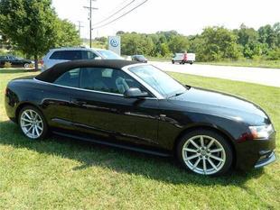 2015 Audi A5 2.0T Premium quattro