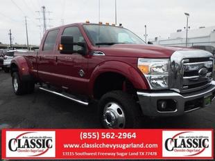 2016 Ford F-350 Lariat Super Duty