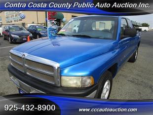 1999 Dodge Ram 1500 Laramie Quad Cab