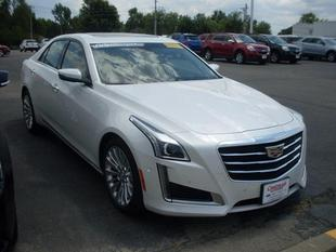 2015 Cadillac CTS 3.6L Performance