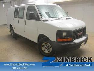 2008 GMC Savana 2500 Work Van
