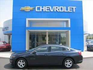 2018 Chevrolet Malibu 1LS