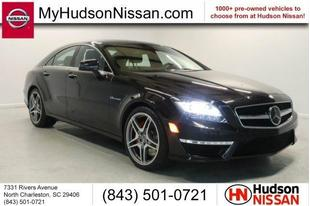 2014 Mercedes-Benz CLS63 AMG S-Model 4MATIC