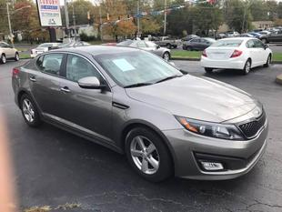 2014 Kia Optima LX 4dr Sedan