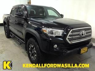used toyota tacoma for sale in anchorage ak. Black Bedroom Furniture Sets. Home Design Ideas