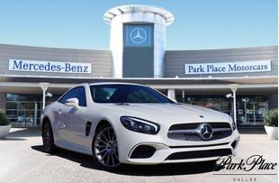 2018 Mercedes-Benz SL 450 Base