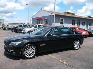 2013 BMW 740 Li xDrive