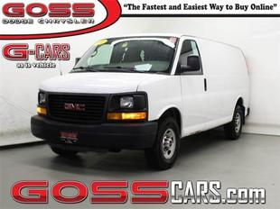 2010 GMC Savana 2500 Work Van
