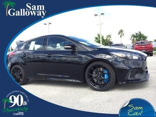 2017 Ford Focus RS Base