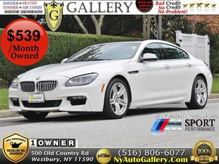 2015 BMW 650 650i xDrive