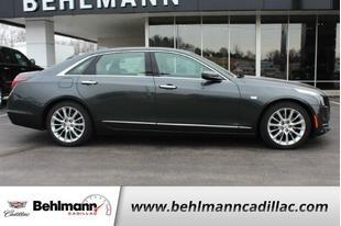 2017 Cadillac CT6 3.6L Standard