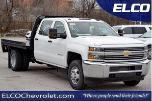 2018 Chevrolet Silverado 3500 Work Truck